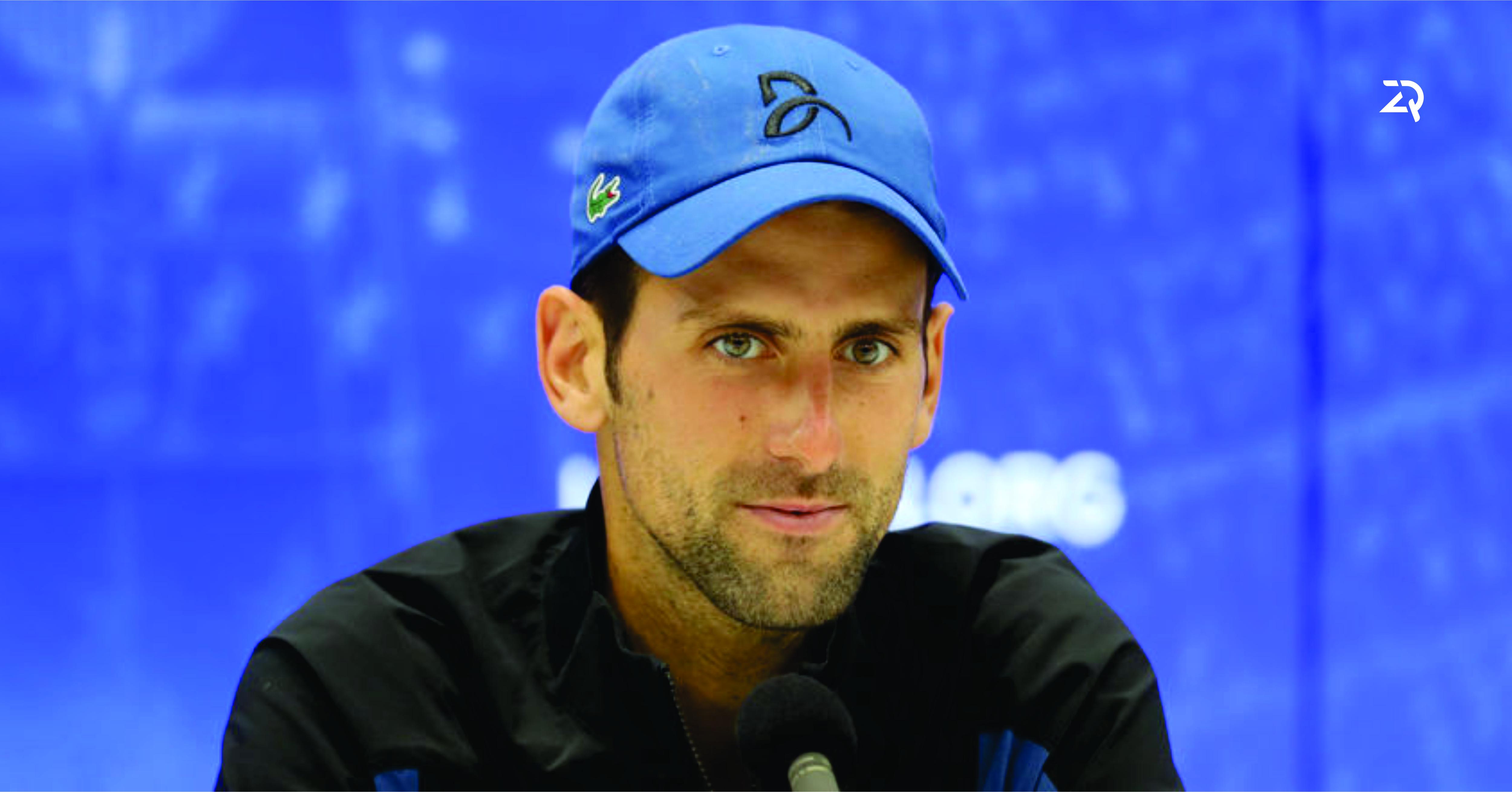 What is Novak Djokovic doing in Bosnia?
